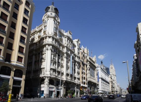 Visite Virtuelle Hotel Atlantico Madrid Gran V A Madrid