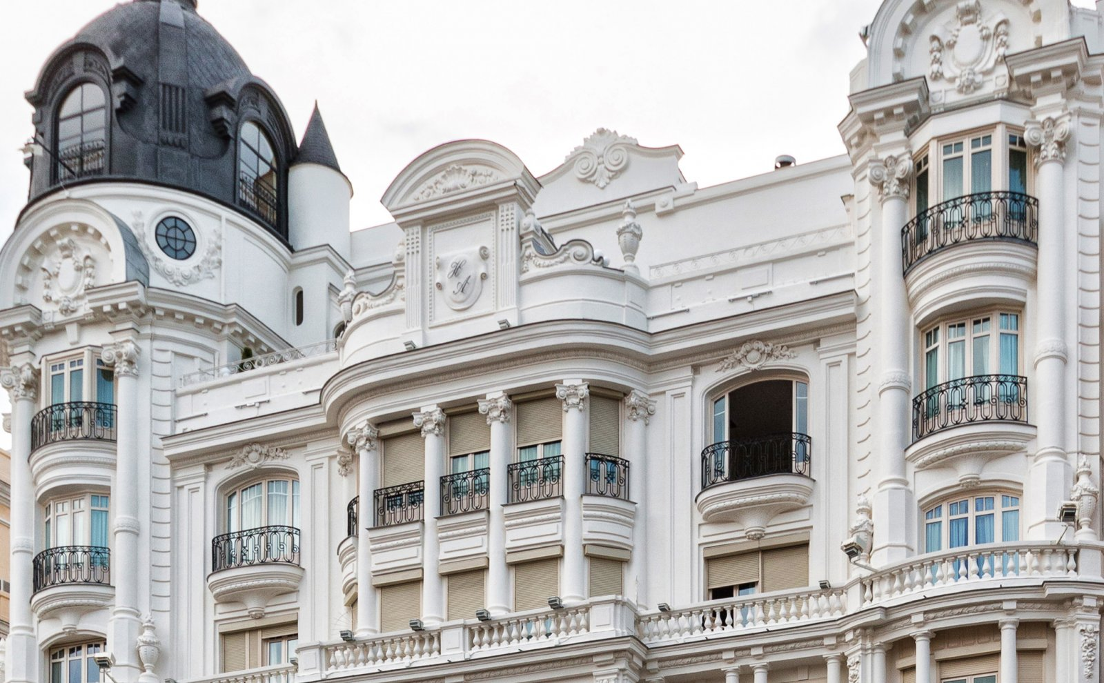 4 Star Hotel In Madrid Hotel Atlantico Madrid 4