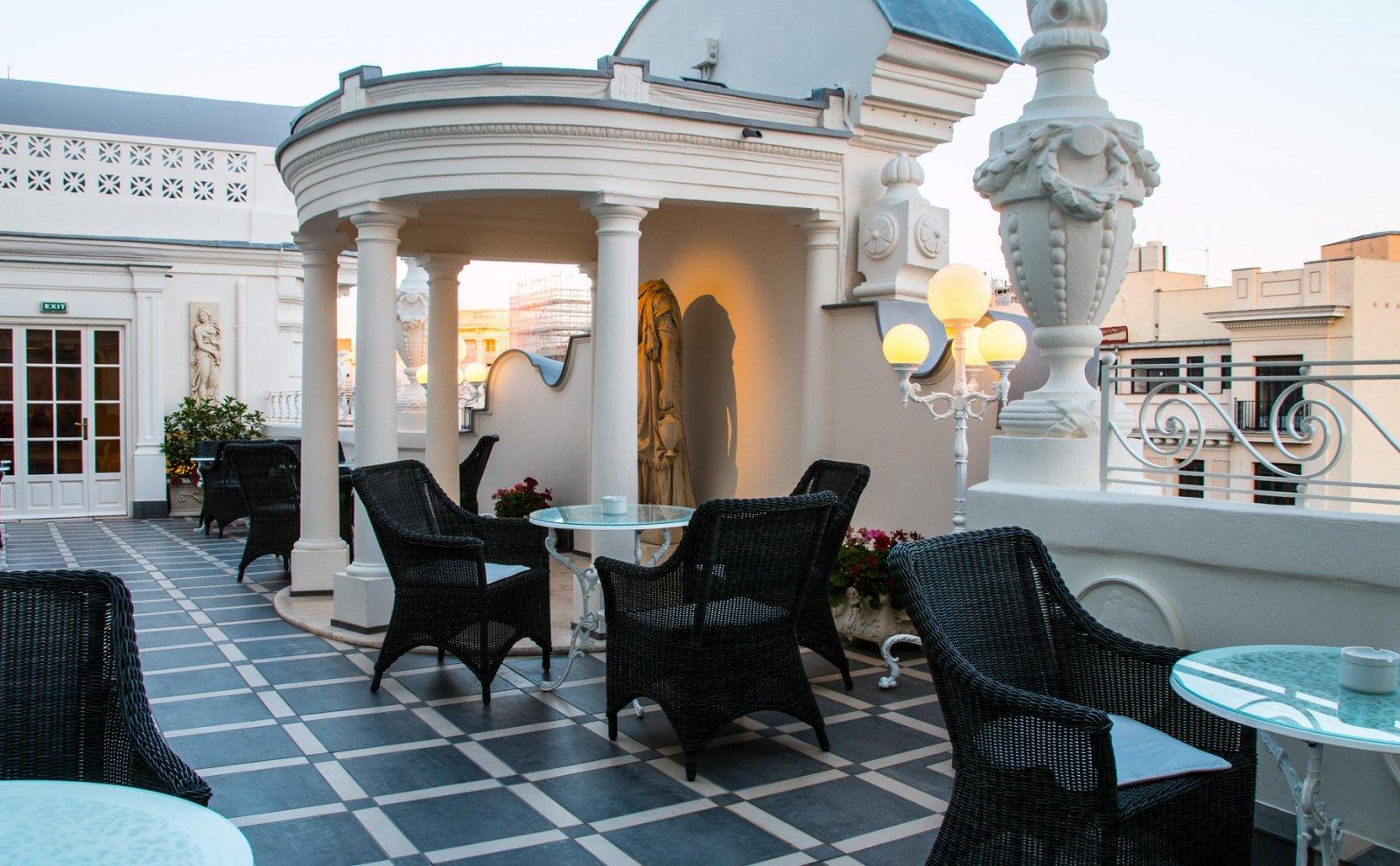 Hotel With Breakfast Gran Via Madrid Hotel Atlantico 4