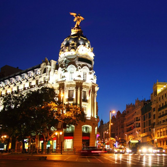 4 Star Hotel In Gran Via Madrid 4 Star Hotel Atl Ntico