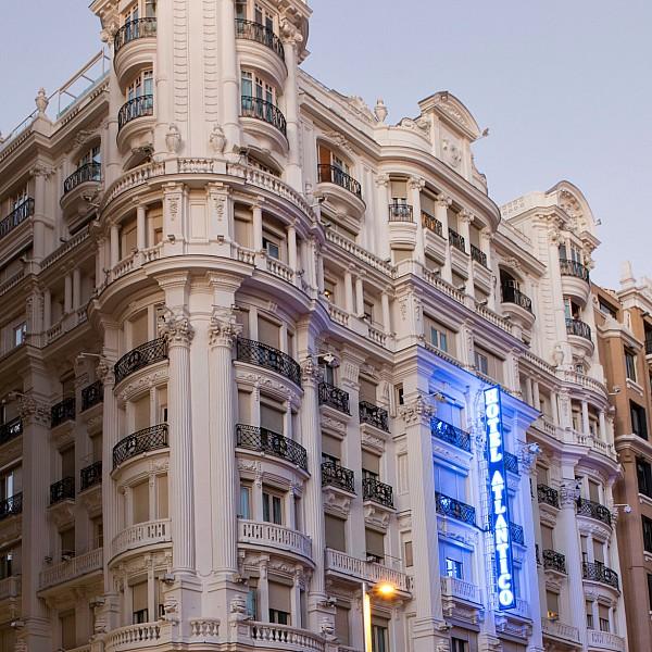 Photo Gallery Hotel Atl Ntico Madrid