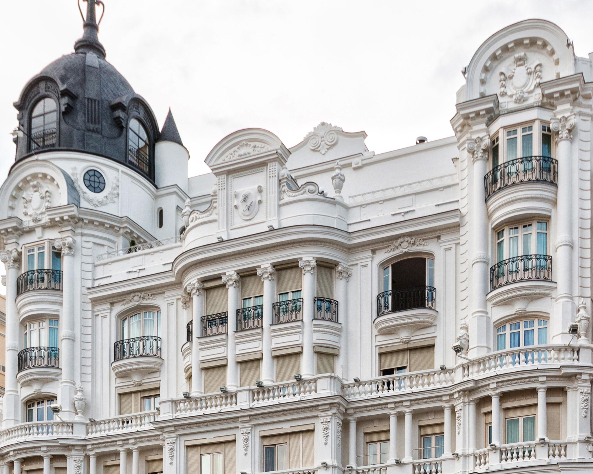 Spa En Las Torres De Madrid