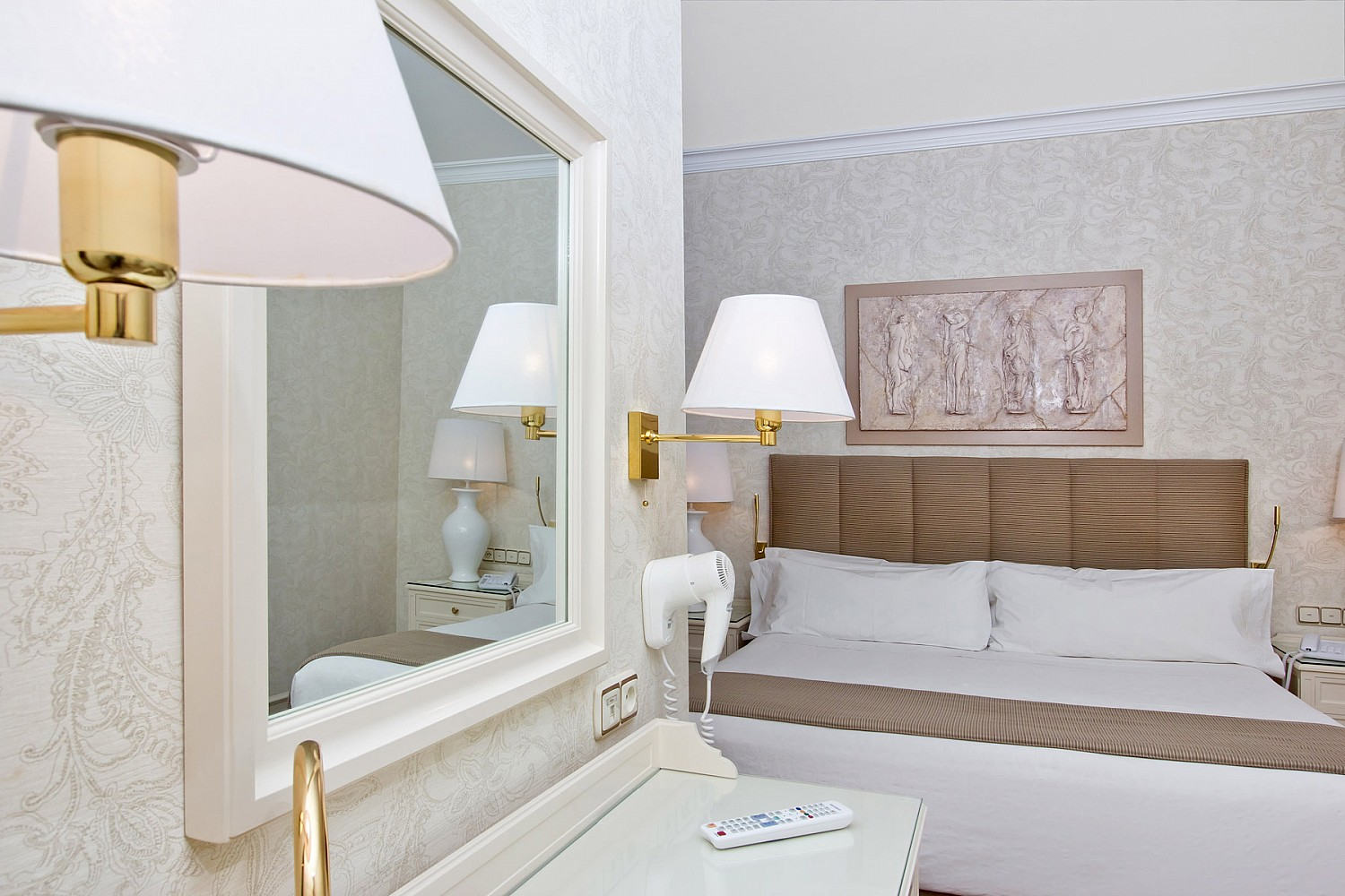 Hotel Madrid Atlantico  Double Superior Rooms